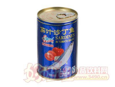 古龙茄汁沙丁鱼425g