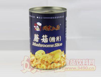 同�l425克蘑菇精片罐�^
