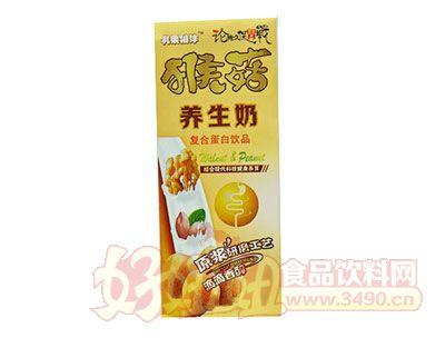乳果相伴猴菇养生奶复合蛋白饮品250ml