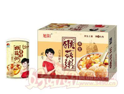旭日养生猴菇粥