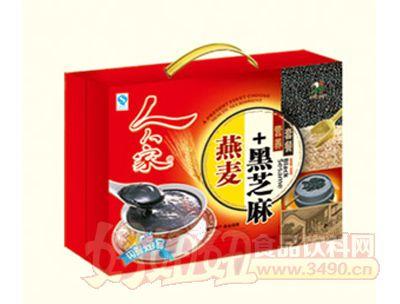 人人家燕��+黑芝麻糊套餐�Y盒