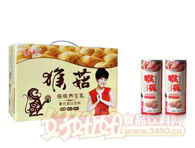 旭日猴菇核桃养生乳