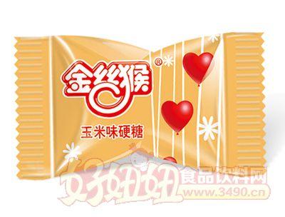 金�z猴玉米味硬糖喜糖