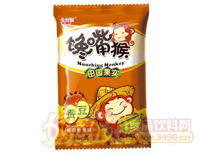 金�z猴�Q豆(�r香蟹�S味)