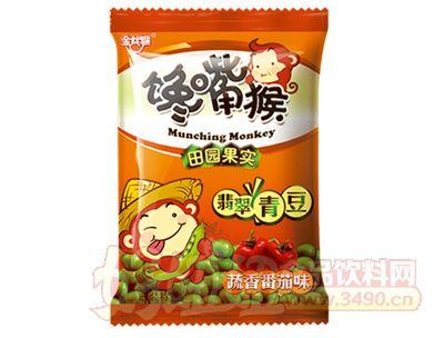 金丝猴翡翠青豆(蔬香番茄味)袋装