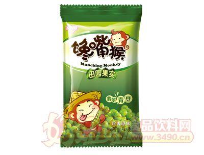 金丝猴翡翠青豆(珍香原味)