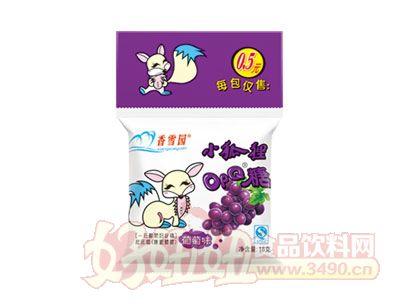 香雪园小狐狸OPQ糖葡萄味18g
