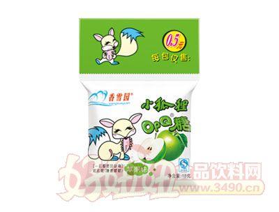 香雪园小狐狸OPQ糖苹果味18g
