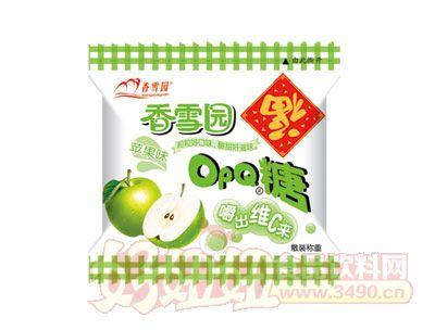 香雪园OPQ糖苹果味散装