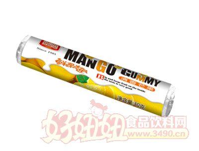 香雪园鲜果趣清新芒果30g