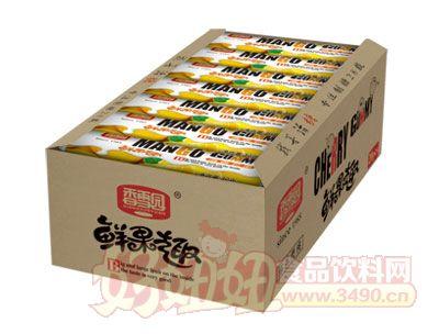 香雪园鲜果趣糖盒装