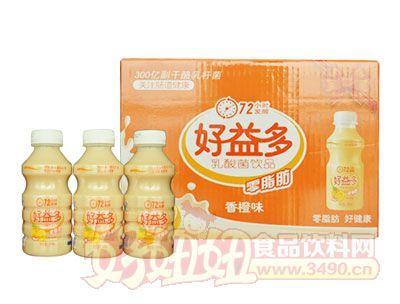 好益多乳酸饮品(香橙味)