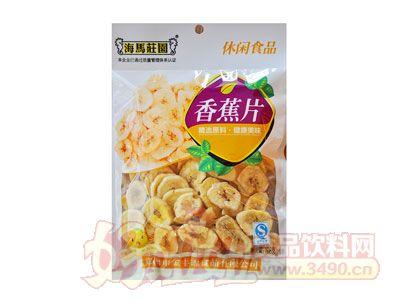 海马庄园香蕉片108g
