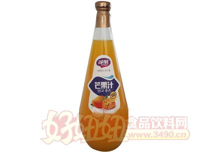 萍聚芒果汁饮料1.5L