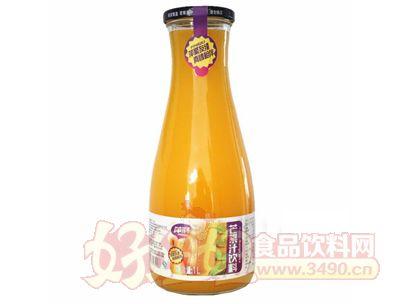 萍聚芒果汁饮料1L