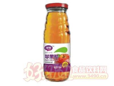 萍聚苹果醋饮料330ml
