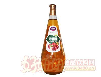 萍聚苹果醋饮料1.5L
