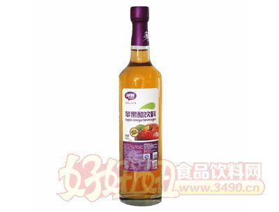 萍聚苹果醋饮料650ml
