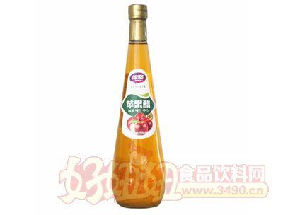 萍聚苹果醋饮料838ml