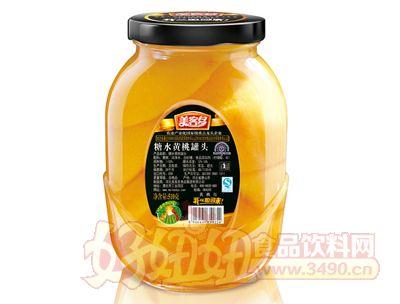 美客多510g黄桃