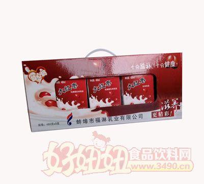 福淋大红枣乳酸菌乳味饮品