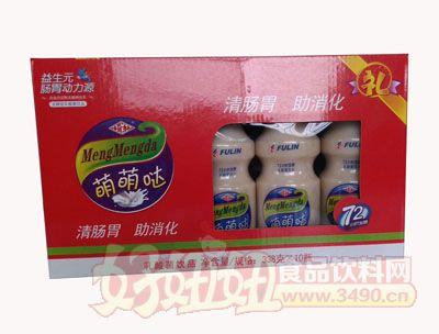 福淋萌萌哒发酵型乳酸菌饮品