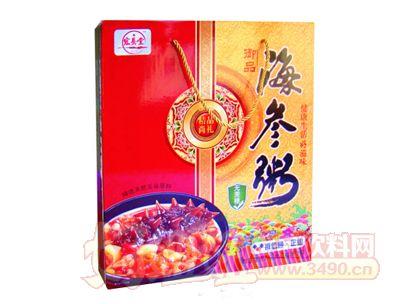 宏易堂精品鲍鱼粥无蔗糖320g6罐装