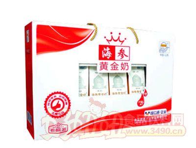 宏易堂海�ⅫS金奶250ml8盒白色�b