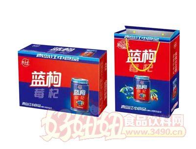 江中蓝枸植物蛋白饮料