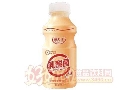 椰奥益力十奶饮料草莓味