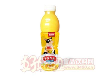 龙力卡芒果牛奶饮料600ml