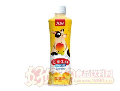 龙力卡芒果牛奶500ml