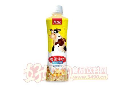 龙力卡香蕉牛奶500ml