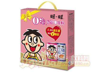 旺旺O泡果奶245ml�Y盒