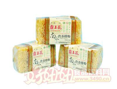 霸王花南瓜营养米排粉400g