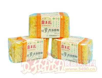 霸王花胡萝卜营养米排粉400g