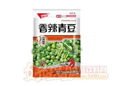 五味园香辣青豆80g