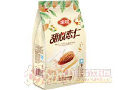 80g甜心�偃��果奶酥-米�S色