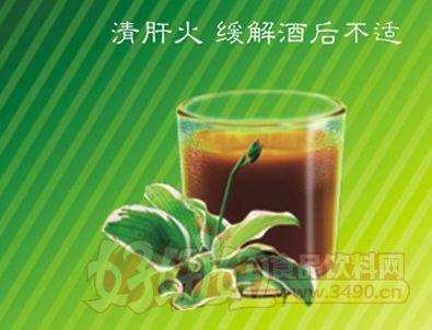 邓记凉茶清肝茶