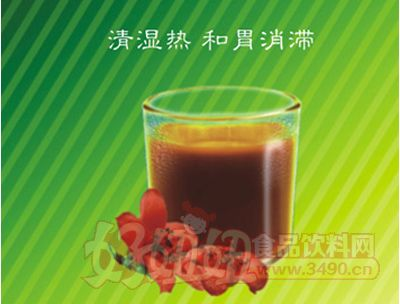 邓记凉茶五花祛湿茶