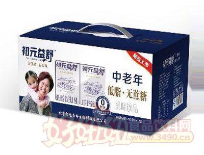初元益舒中老年乳味饮品(箱装)