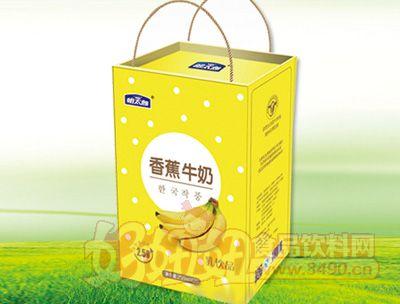 明太郎香蕉牛奶250ml手提礼盒
