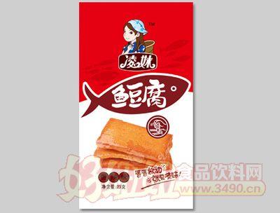 凌妹�~豆腐香辣味25g