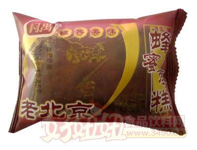 柯禹老北京蜂蜜枣糕