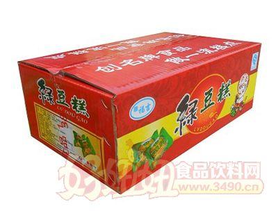 福吉绿豆糕箱装