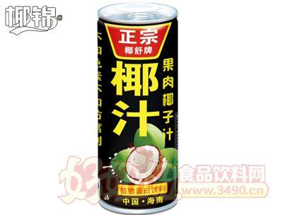 245mL椰舒椰子汁