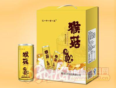 烟台江中猴菇复合蛋白饮品