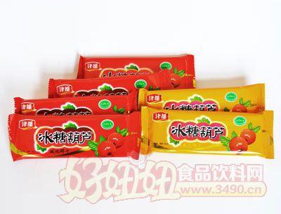 津都冰糖葫芦威化饼干