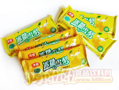 津都冰糖雪梨威化饼干28g