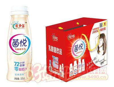 菌多宝乳酸菌饮品320ml